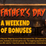 A Weekend of Bonuses: Father's Day at Power Slots