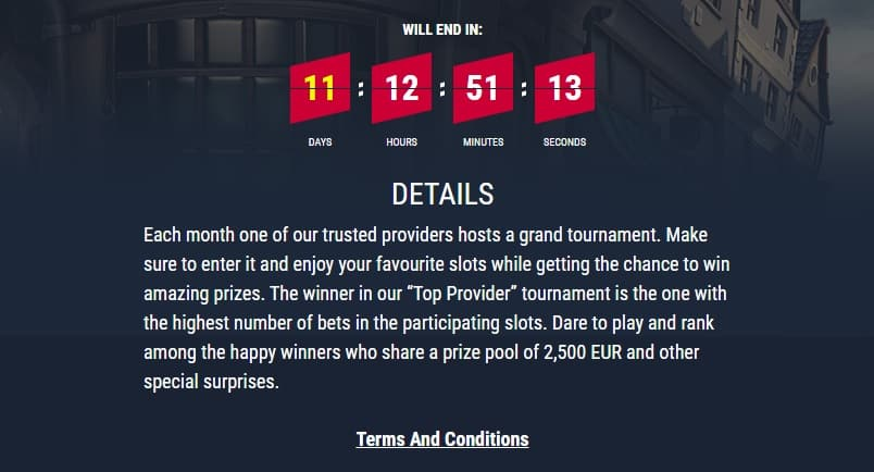 Rabona Casino Promotion