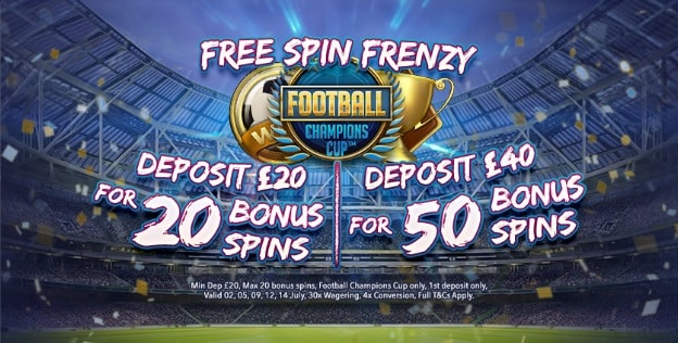 Red Spins Casino Free Spins
