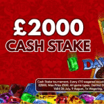 £2000 Cash Stake Tournament - Rich Ride