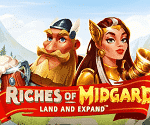 Riches of Midgard Video Slot
