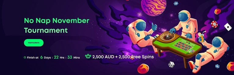 Rocket Casino Promotion