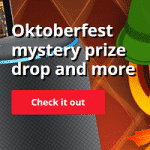 Royal Panda Casino - Oktoberfest Prize Drop