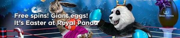 Royal Panda Casino promotion