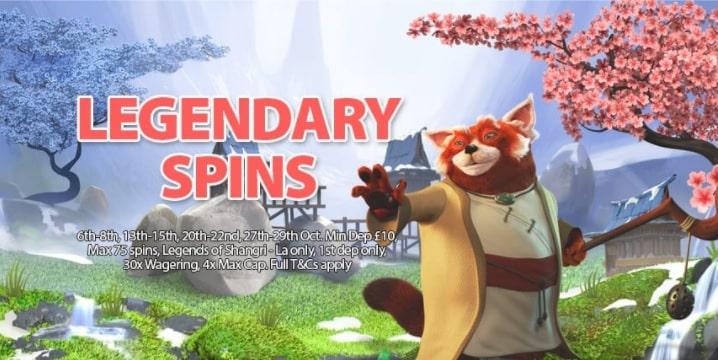 Seven Cherries Casino promotion