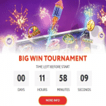 SlotWolf Big Win Tournament: 1000EUR + 640FS