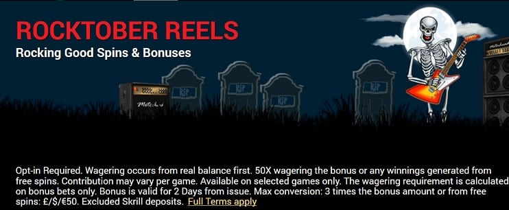 Slots Deck Promotion