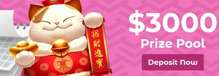 SlottoJAM Casino Promotion