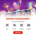 SlotWolf casino presents: Big Win Tournament