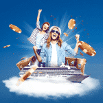 Win a Mediterranean cruise with Sloty