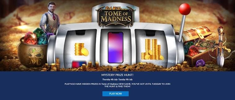 Slotzo Casino Promotion