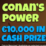 Sparkle Slots Casino: Conan's Mega Power