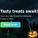 A Halloween promotion by online casino Spela