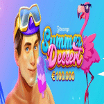 Spinamba Casino - Summer Dessert: $100,000