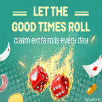 Let the good times roll with Spin And Win