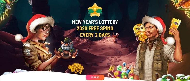 Spinia Casino Promotion