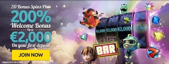 Spin Station Casino bonus