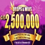 Spinurai Casino: €2,500,000 Drops & Wins