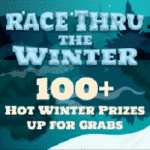 Race thru the winter with casino Spinzwin