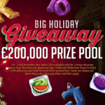 Temple Slots - Big Holiday Giveaway: £200,000