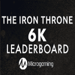 The Gold Lounge: Iron Throne 6K Leaderboard