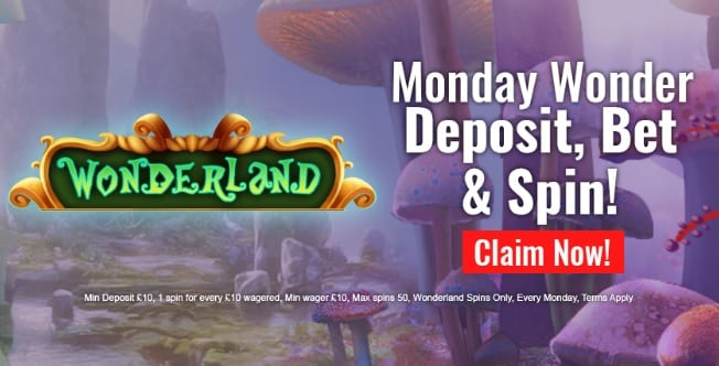 The Gold Lounge Casino Promotion