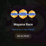 The Mayana Race is about to start at casino Twin