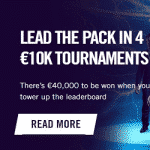 €40,000 in four tournaments at Vegas Hero