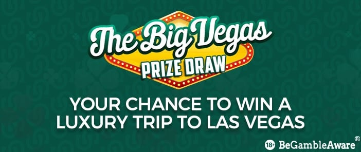 Vegas Luck Casino Promotion