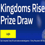 William Hill Casino: Kingdoms Rise Prize Draw