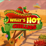 Willy's Hot Chillies Netent Video Slot