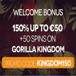 Winner's Magic Casino: 150% Bonus + 50 Spins